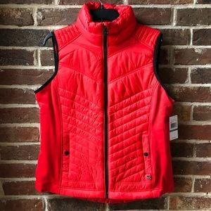 New Ladies Red Micheal Kors Vest